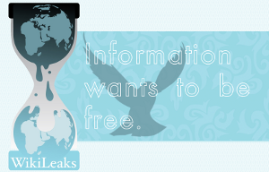 Information wants to be free.